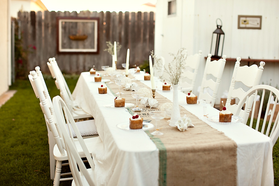 Rustic Dinner Party Inspiration