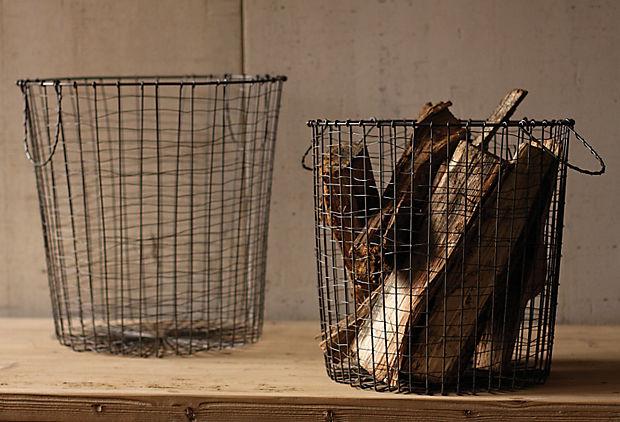 Vintage Wire Baskets | Honeysuckle Life