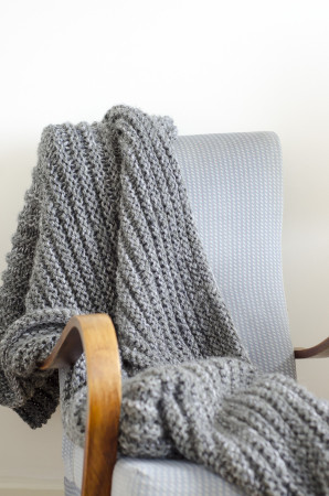 knit throw blanket Double Rib Knit Throw | Honeysuckle Life knit throw blanket